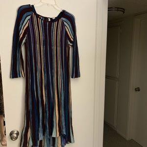 Anthropologie Moth Sweater Dress